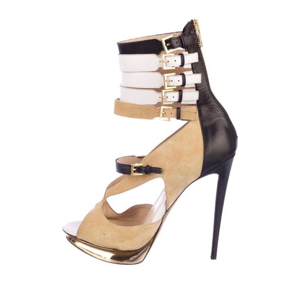 Pre-owned - Heels Nicholas Kirkwood X06KRtv6yA